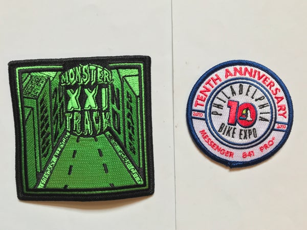 Image of Messenger 841 Patch Set Limited Edition