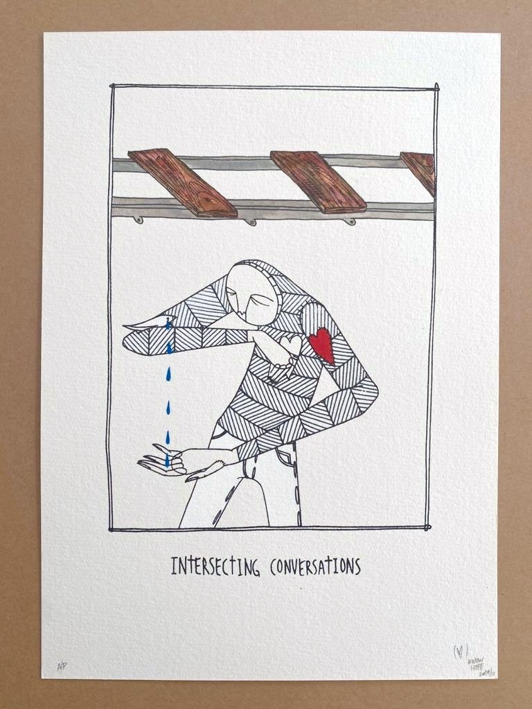 Image of 'Intersecting Conversations' - Medical Relief for Gaza