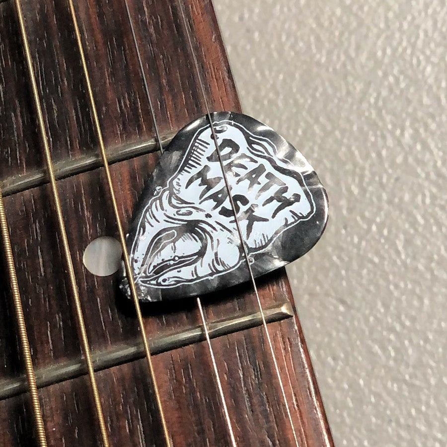 Image of Guitar pick (5 pack)