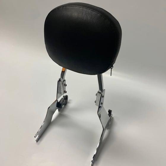 Image of Quick Detach Backrest (fits HD XL / Sportster models)