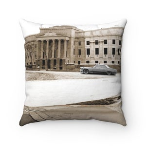 Image of Plate No.231 Throw Pillow
