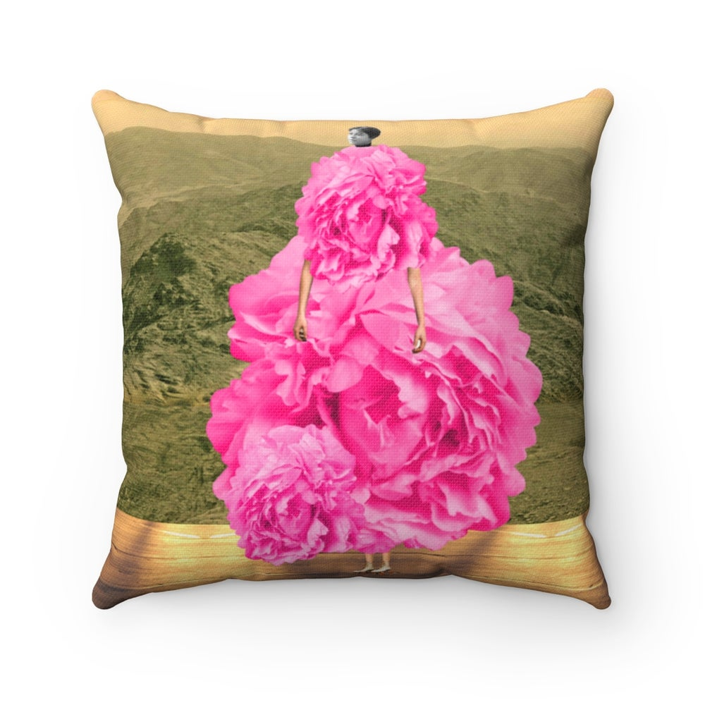 Image of Plate No.93 Throw Pillow