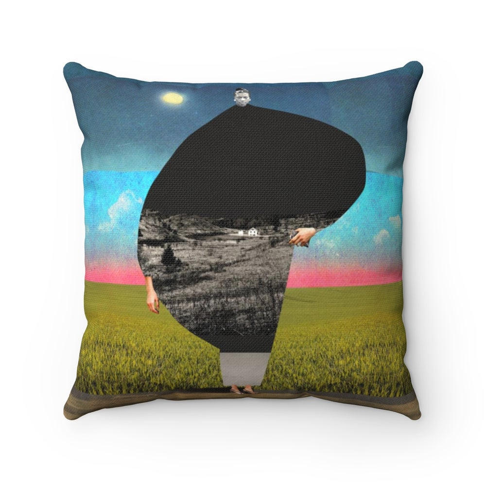 Image of Plate No.33 Throw Pillow
