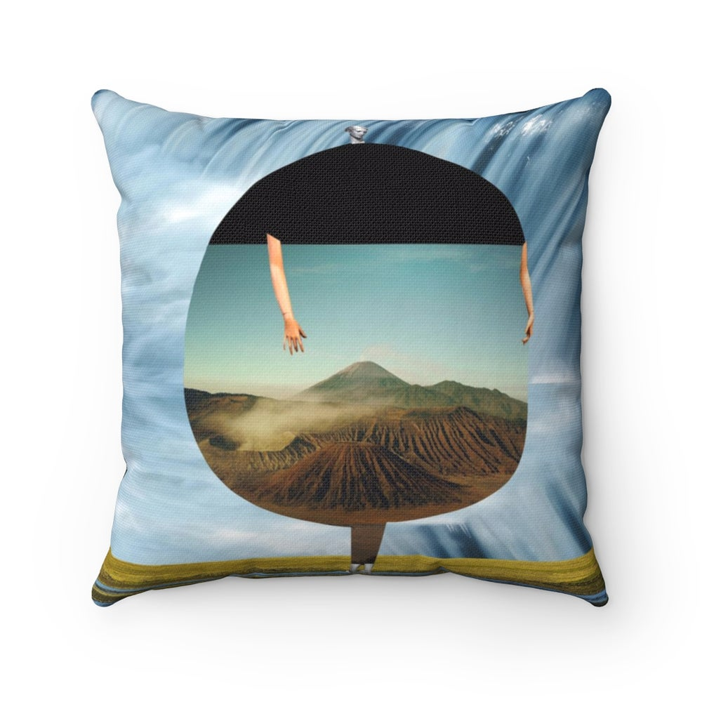 Image of Plate No.84 Throw Pillow