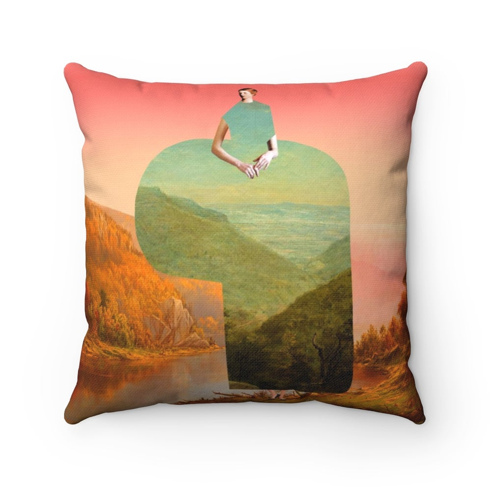 Image of Plate No.180 Throw Pillow