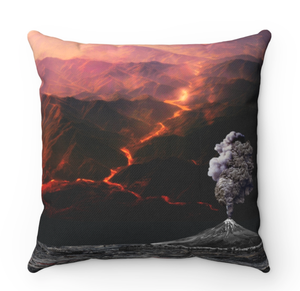 Image of Plate No.240 Throw Pillow