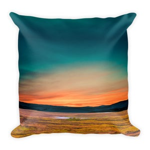 Image of Plate No.73 Throw Pillow