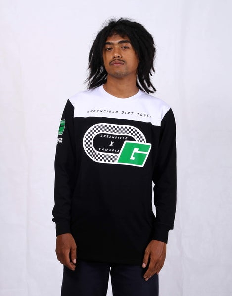 Image of Greenfield X Yamafia Long Sleeve Tee