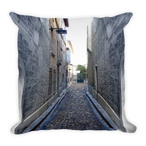 Image of Plate No.281 Throw Pillow
