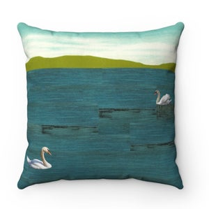 Image of Plate No.29 Throw Pillow