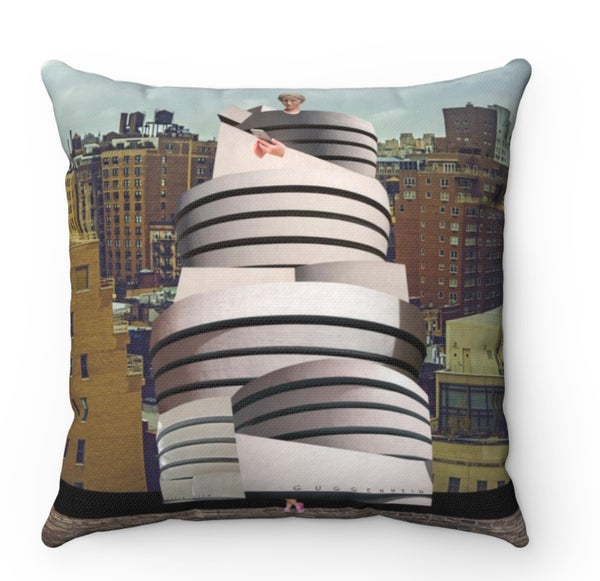 Image of Plate No.196 Throw Pillow