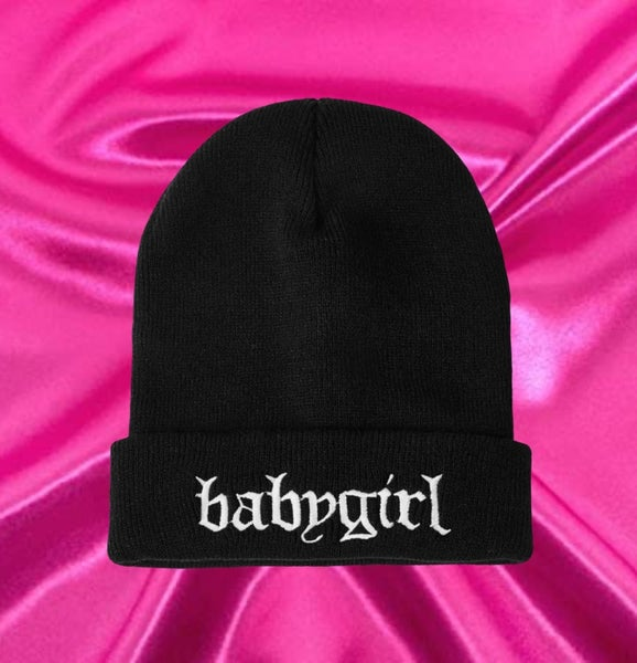 "Image of ""Babygirl"" Beanie"