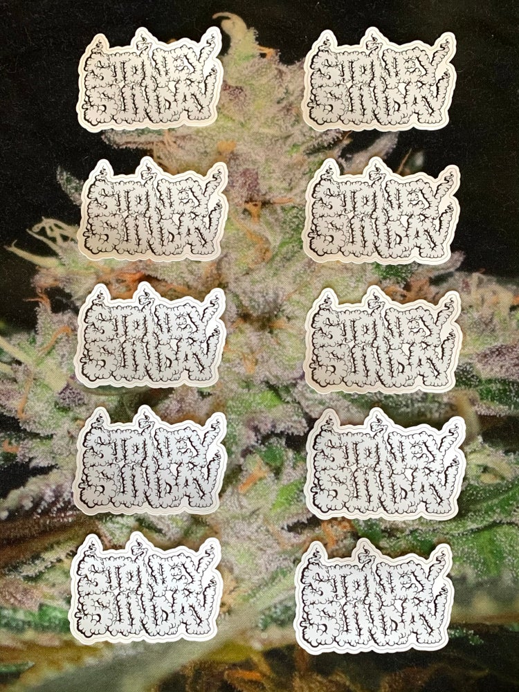 Image of STONEY SUNDAY STICKERS