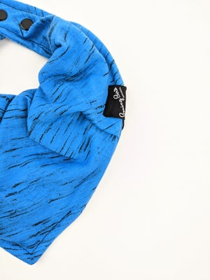 Bibdana *Blue+Black