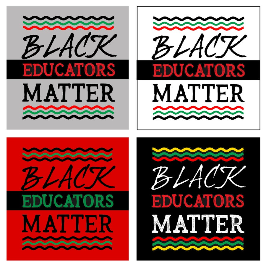 Image of Black Educators Matter