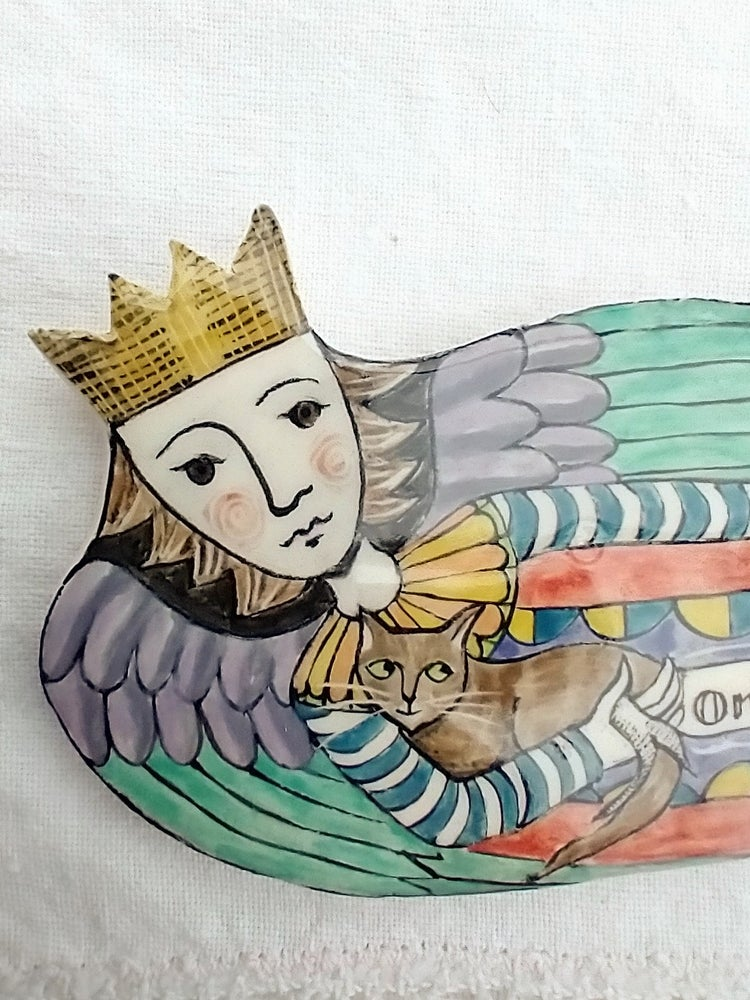 Image of Clement the Angel