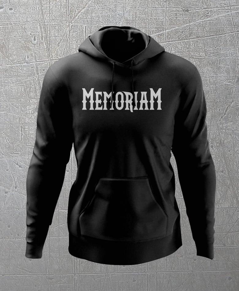 Image of Memoriam - Logo  Hoody