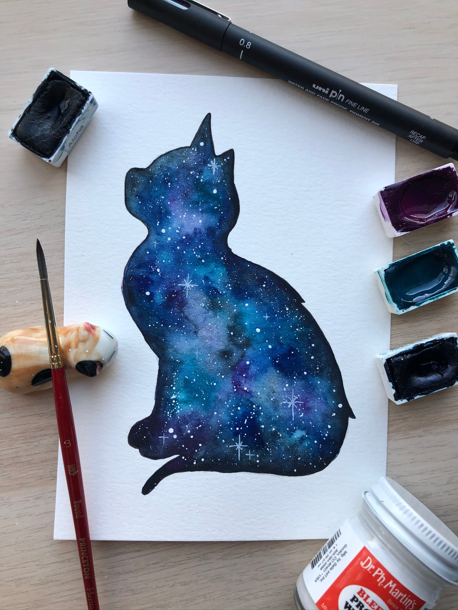Image of Kitten Galaxy