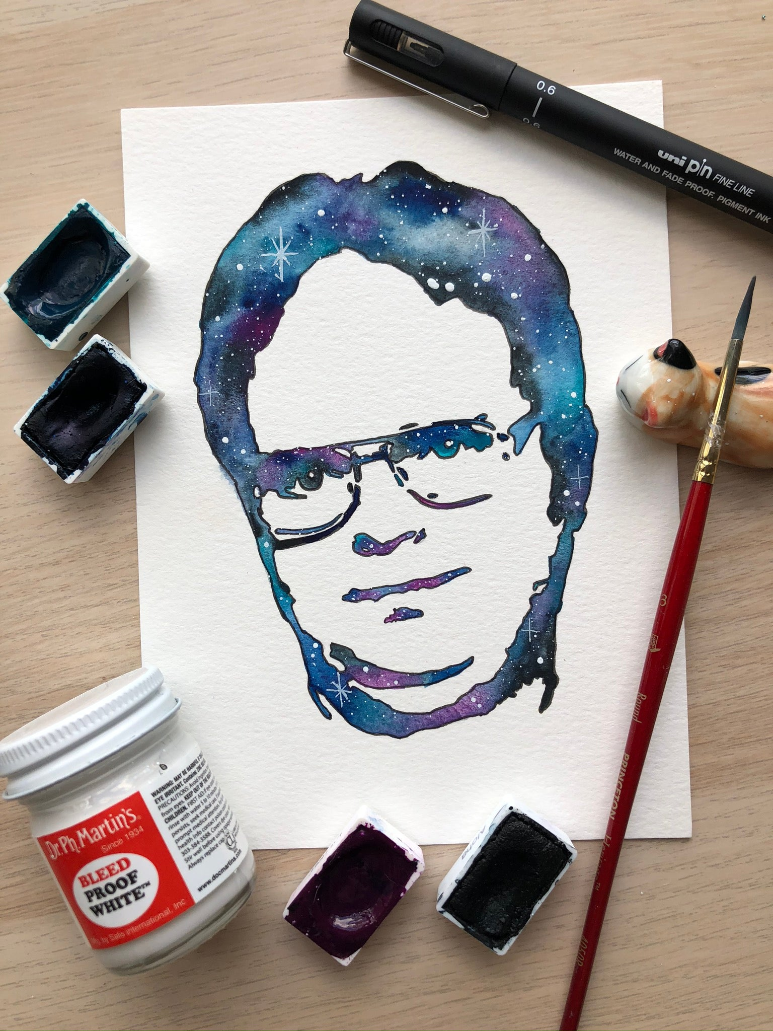 Image of Dwight Schrute Galaxy