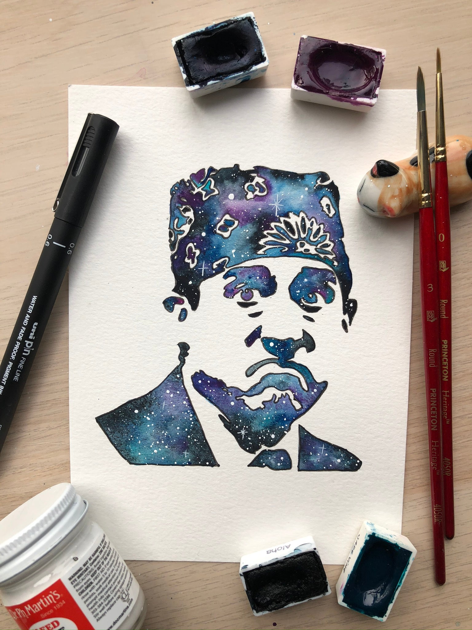 Image of Prison Mike Galaxy