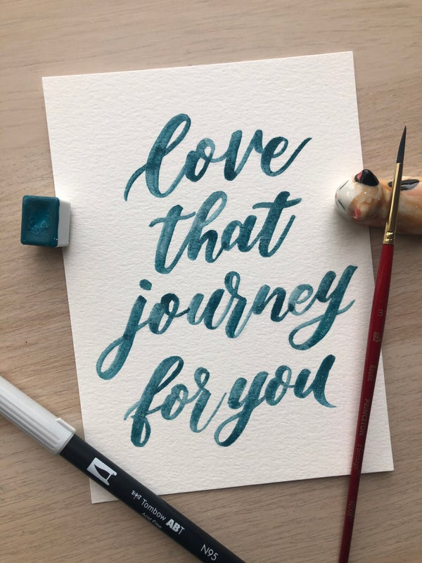 Image of Love That Journey For You