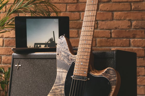 Image of 'Ladder Head' - Guitar Jam Tracks