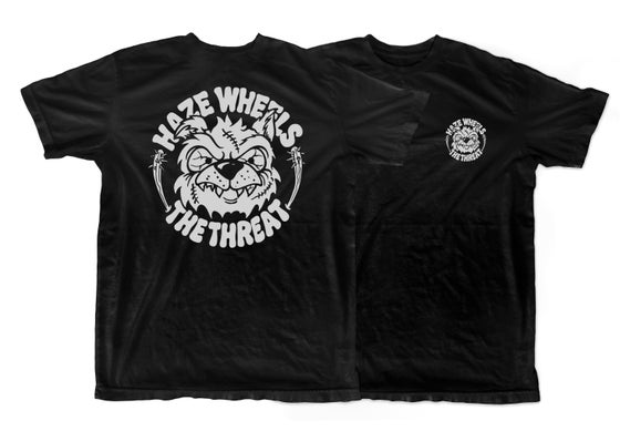 Image of The Threat front + back print