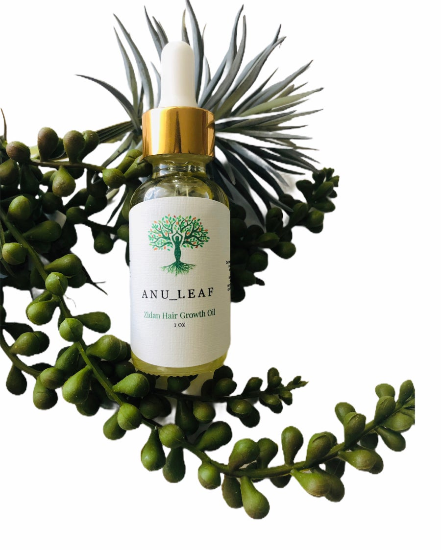 Image of Zidan Hair Growth Oil