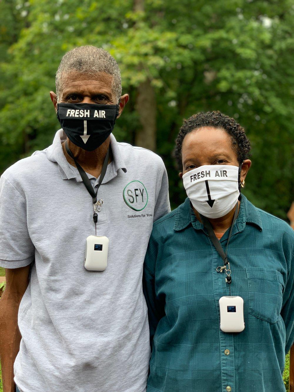 Image of Fresh Air Masks