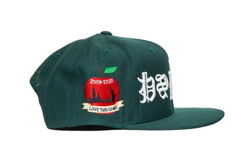 Image of Grn Upside Down Psycho SnapBack