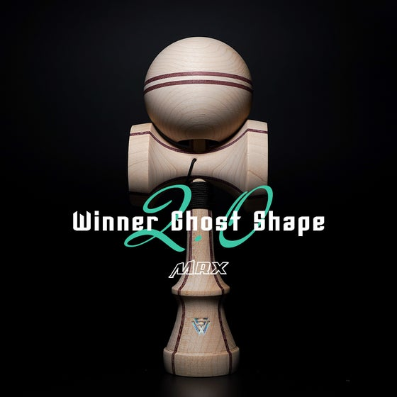 Image of WINNER GHOST 2.0 SHAPE MRX 2.0  3 STICKY CUP