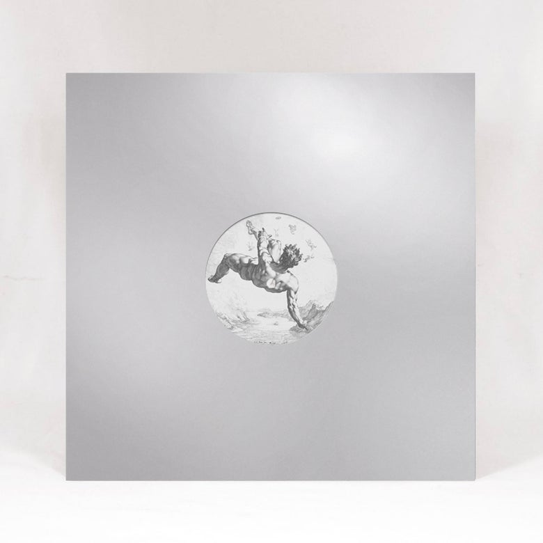 Image of White Night Ghosts - A Loop in the Eye of God (Vinyl)