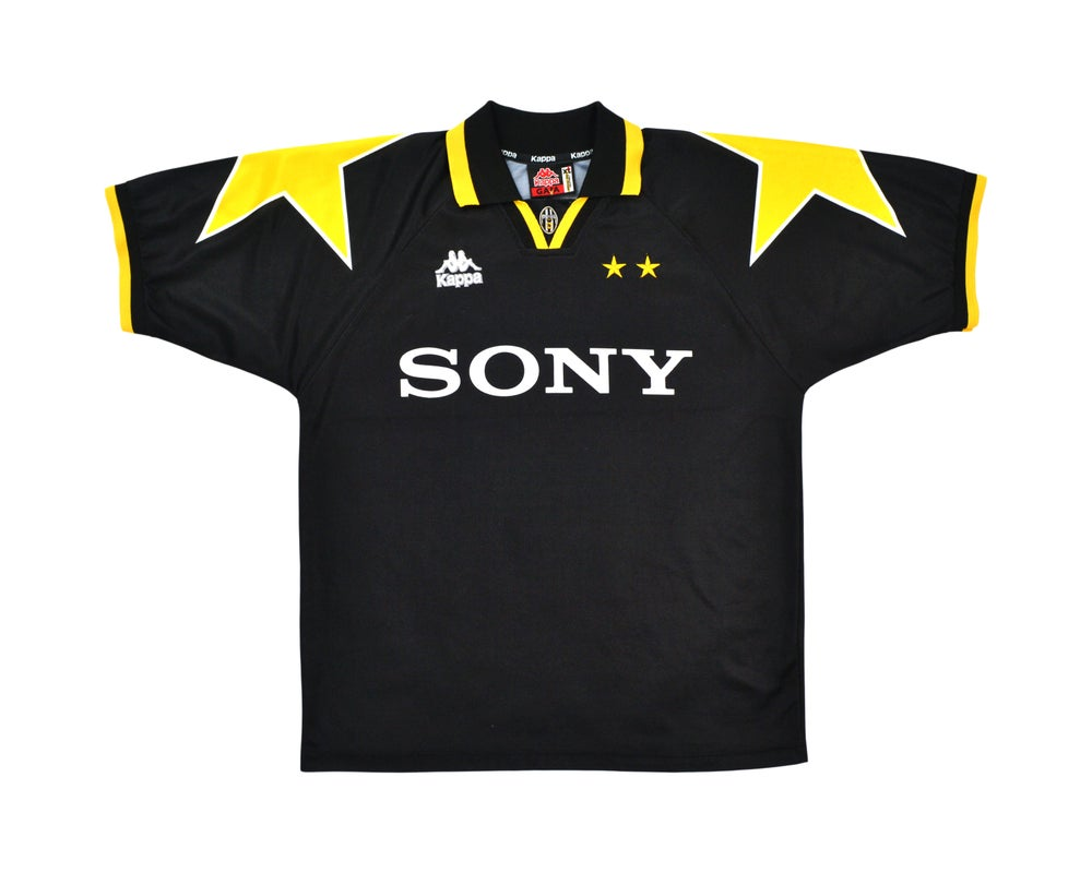 Image of 1995-96 Kappa Juventus Third Shirt XL