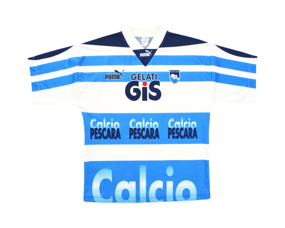Image of 2001-02 Puma Pescara Training Shirt XL