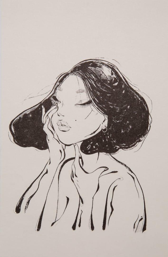 """Image of SERIE (4) """"Sin Titulo"""" Maya Fuji"""