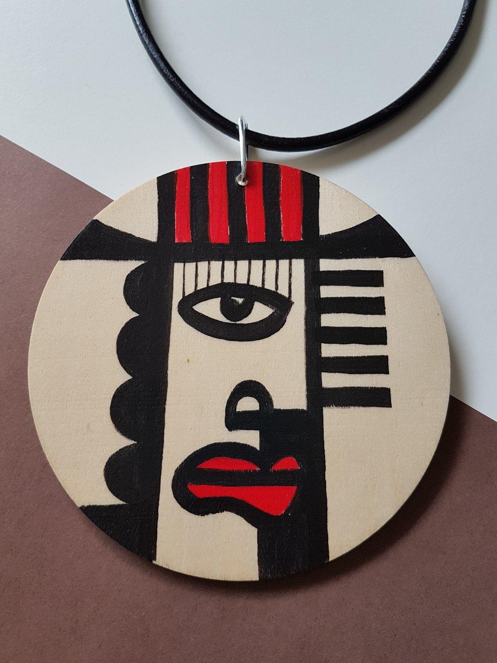 Image of giant pendant #2