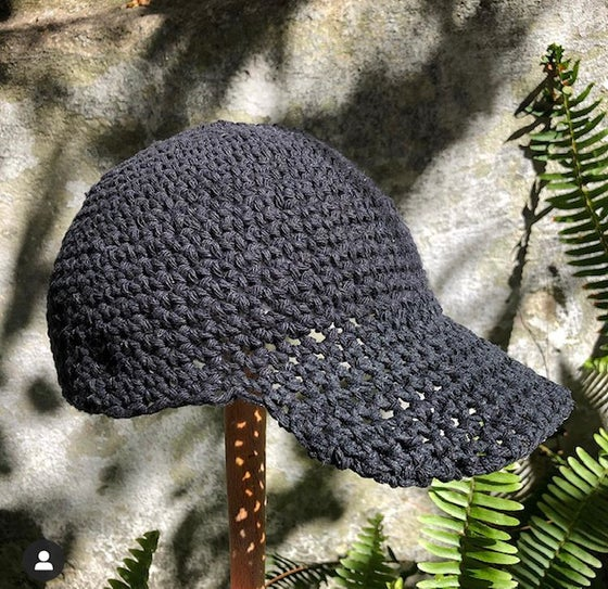 Image of HOF Crochet Cap