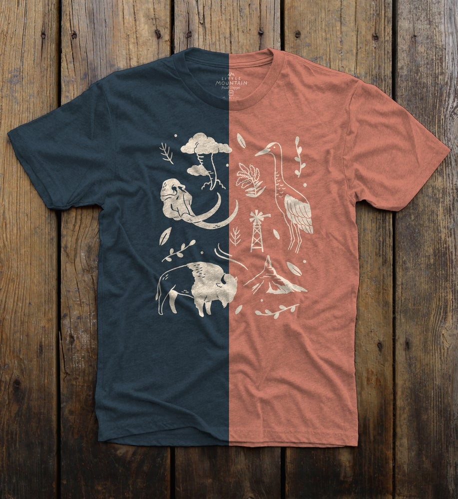 Image of On the Plains T-shirt