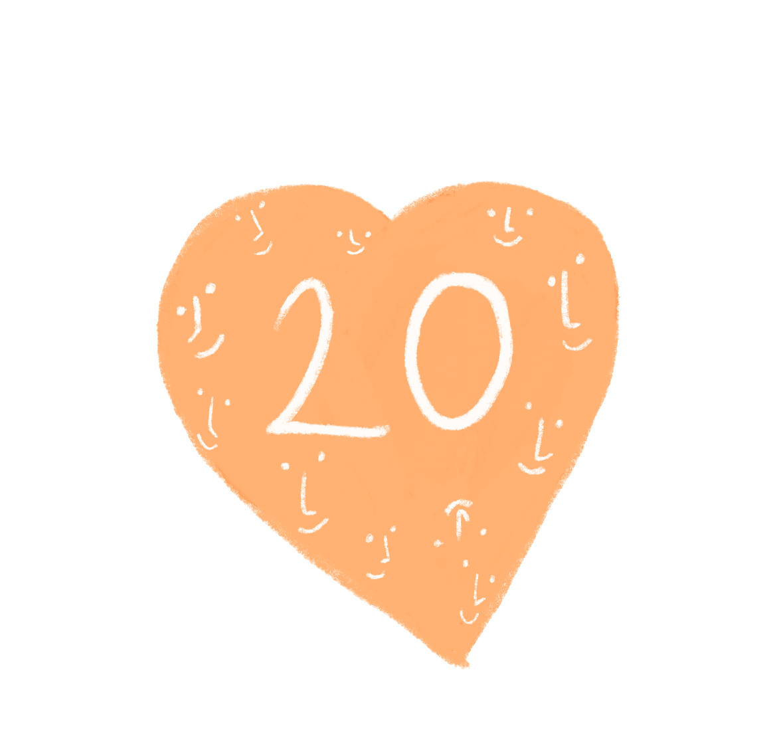 Gift card / 20