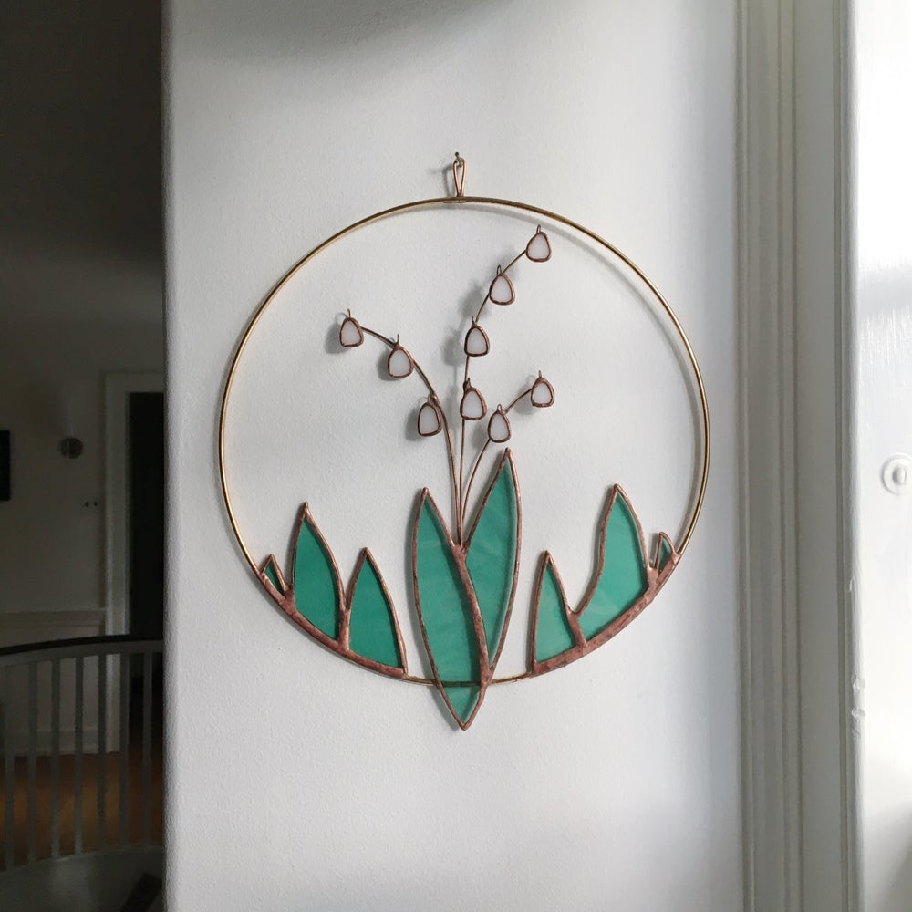 Image of Lily of the Valley Wreath no.3