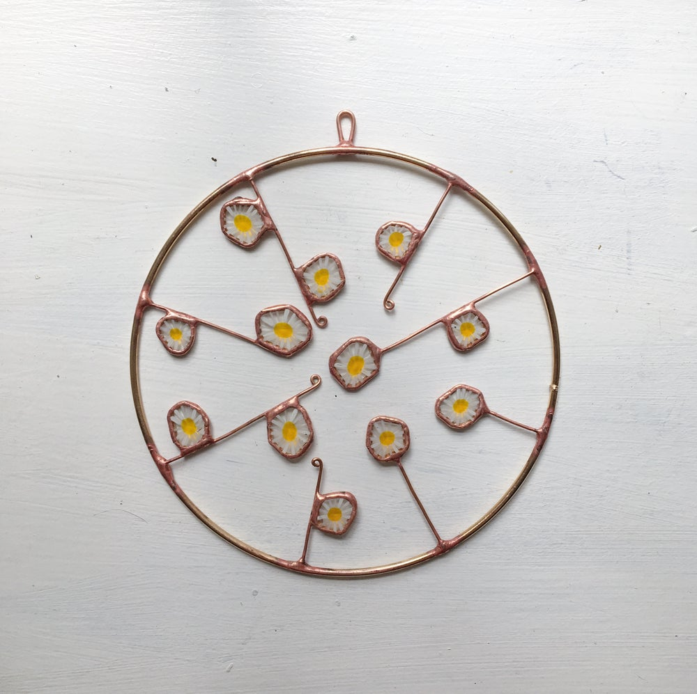 Image of Camomile Wreath no.3