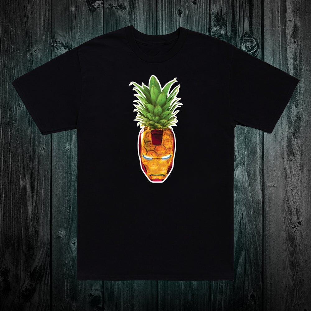 Image of Iron Pineapple T