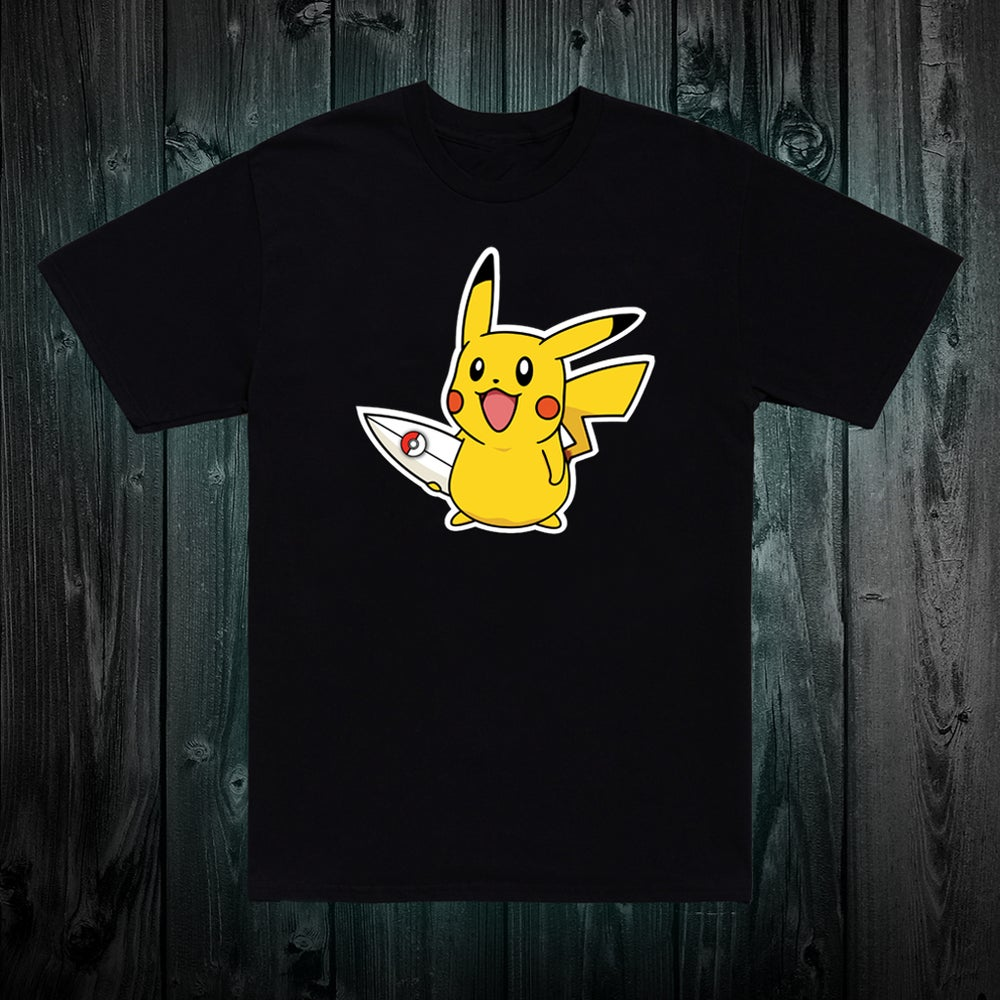 Image of Pikachu Surf T