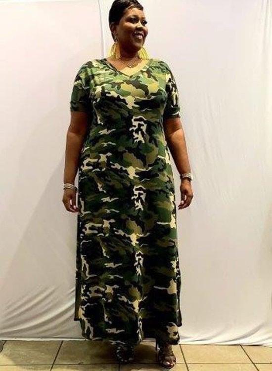 Image of CAMEO DRESS
