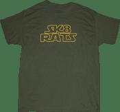 Image of SK8RATS Star Wars T-Shirt (Green)