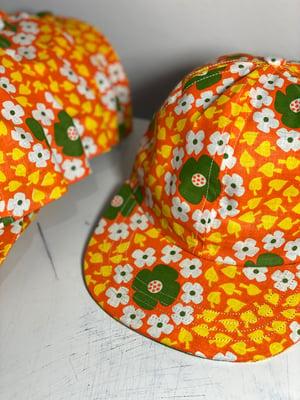 Image of Burnt orange flowers