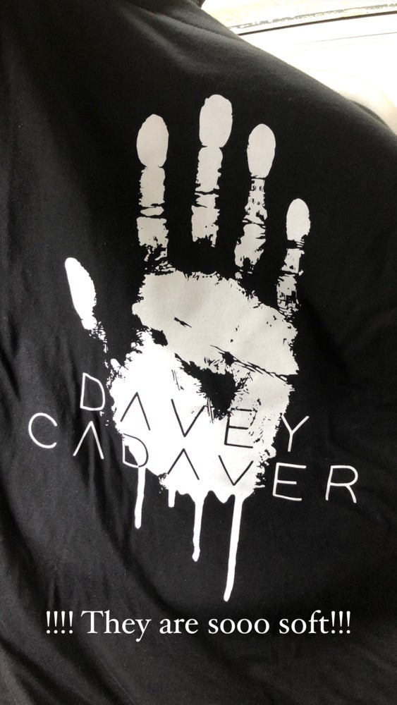"""Image of """"Touched"""" Glow in the Dark Ltd. Edition Tee"""