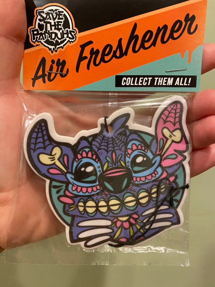 Image of Stitched Air Freshener