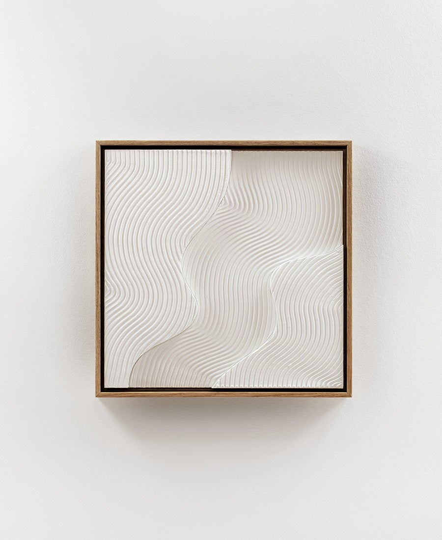 Image of Relief · Wave (sold)