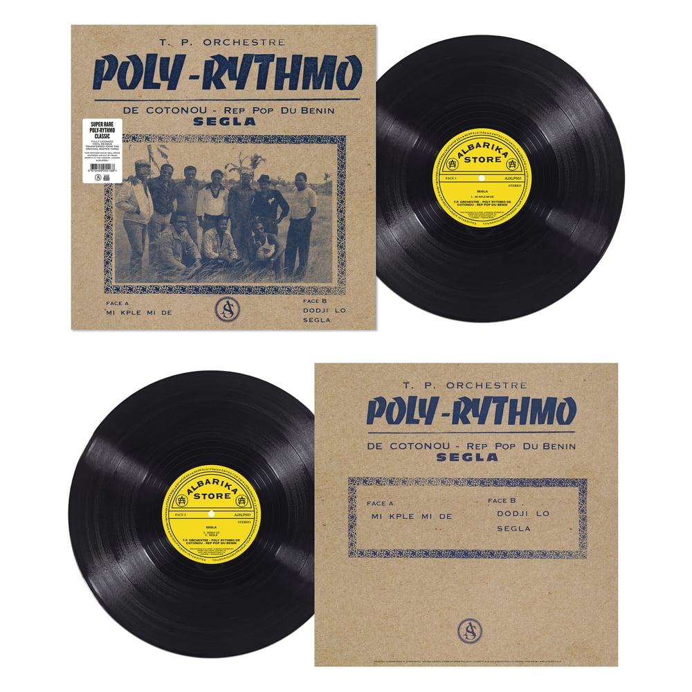 Image of T.P. Orchestre Poly Rythmo De Cotonou - Rep Pop Du Benin – 'Segla' LP